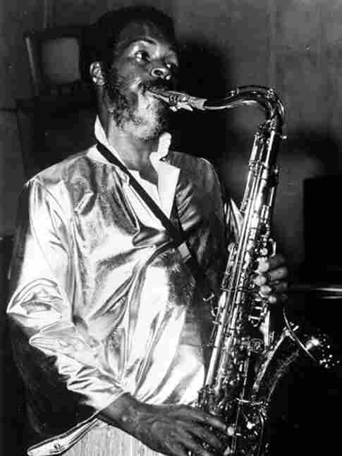 Albert Ayler's fiery saxophone influenced the late period compositions of John Coltrane.