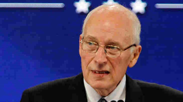 Former Vice President Dick Cheney, on November 2010 in Dallas.