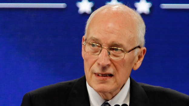 Former Vice President Dick Cheney, on November 2010 in Dallas. (Getty Images)