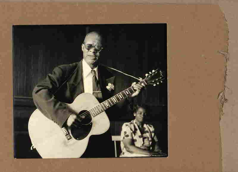 The Rev. Gary Davis.