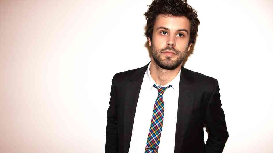 Passion Pit's new album, Gossamer, comes out July 24.