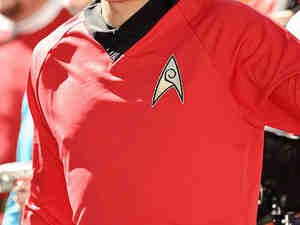 Redshirts have a reputation for meeting untimely ends in Star Trek. See a fan-created montage of redshirt deaths here.