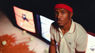 The singer and songwriter Frank Ocean, whose first full-length studio album, Channel Orange, was released on iTunes this week.