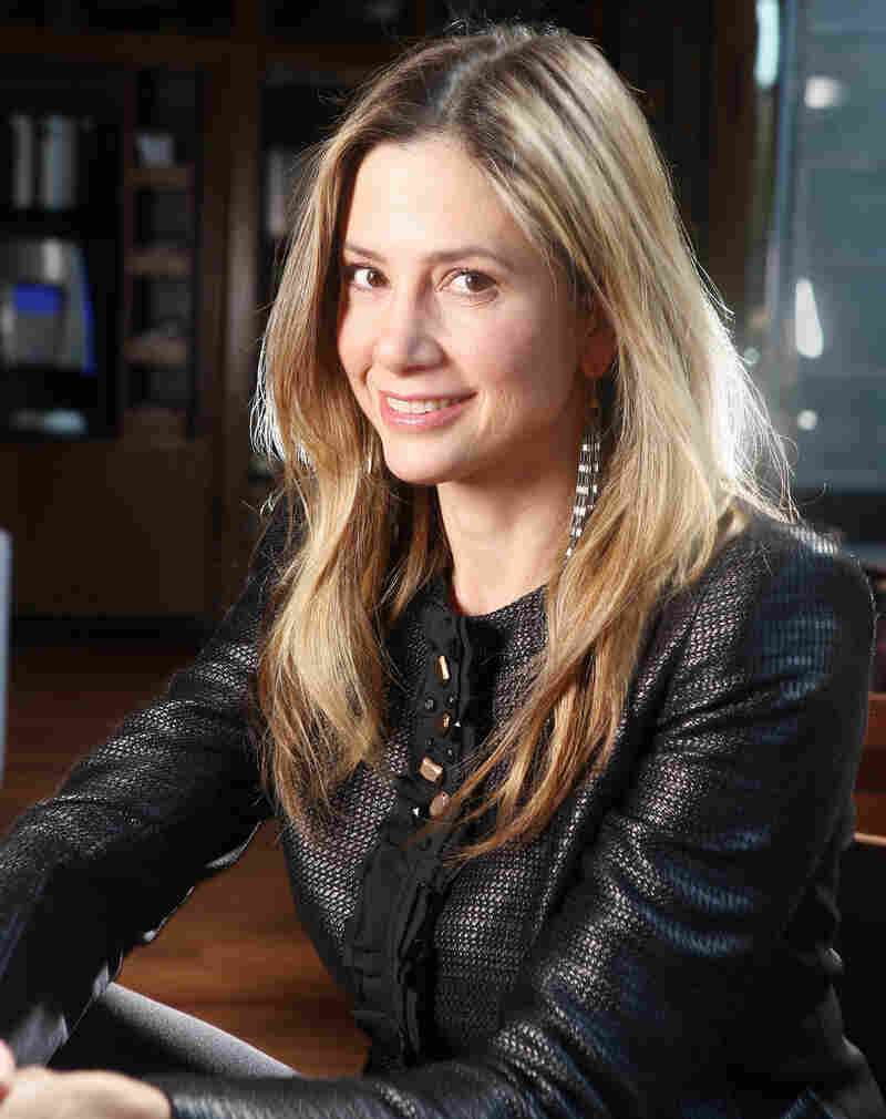 Mira Sorvino stars in the new film Union Square.