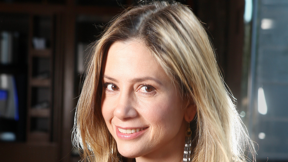 Mira Sorvino stars in the new film Union Square. (AP)