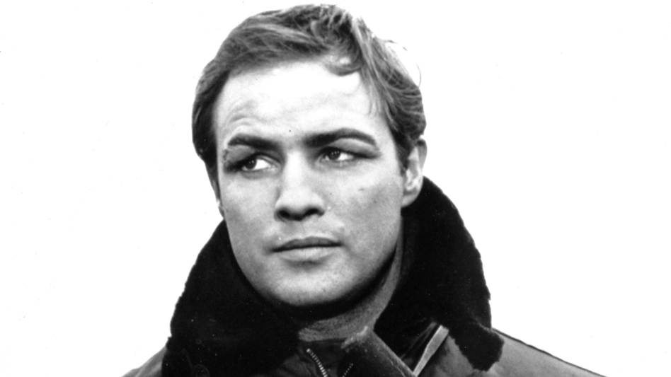 Marlon Brando starred in the 1955 film, On the Waterfront. (AP)