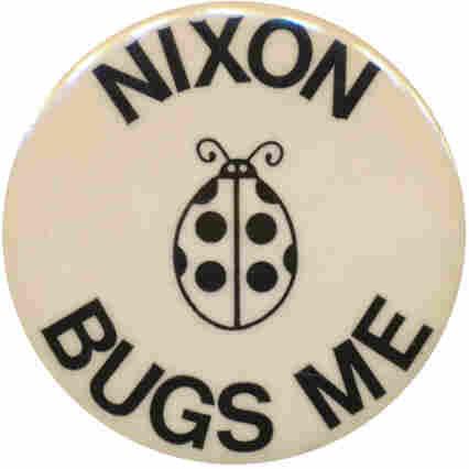 nixon bugs me