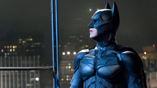 Christian Bale as Batman in The Dark Knight Rises. (Warner Brothers Pictures)