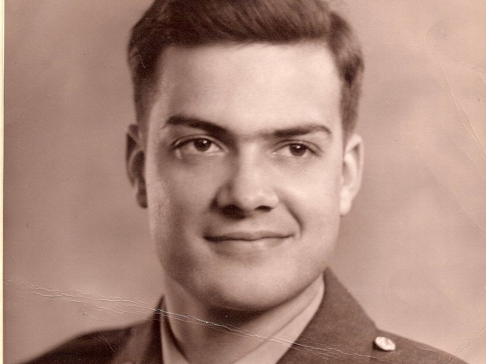 Staff Sgt. John Hogan was killed during World War II. Though he died almost 70 years ago, Hogan is only now going to be buried at Arlington Cemetery. (Courtesy of Ed Hogan)