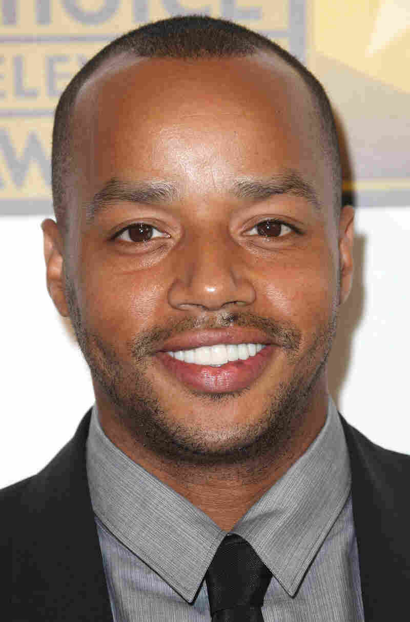Actor Donald Faison