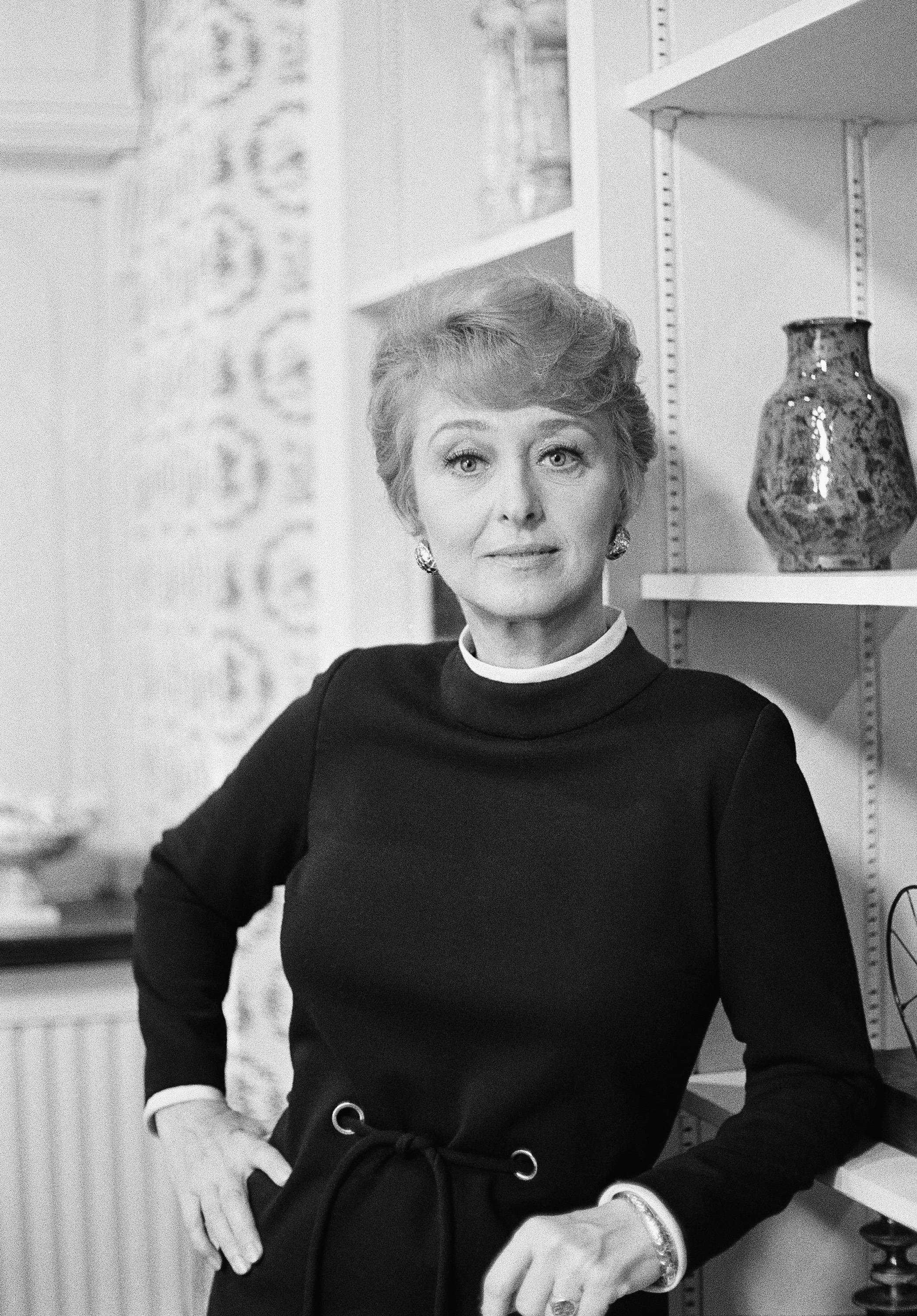 Oscar-winning actress Celeste Holm was best known for roles in Gentleman's Agreement, All About Eve and Oklahoma!