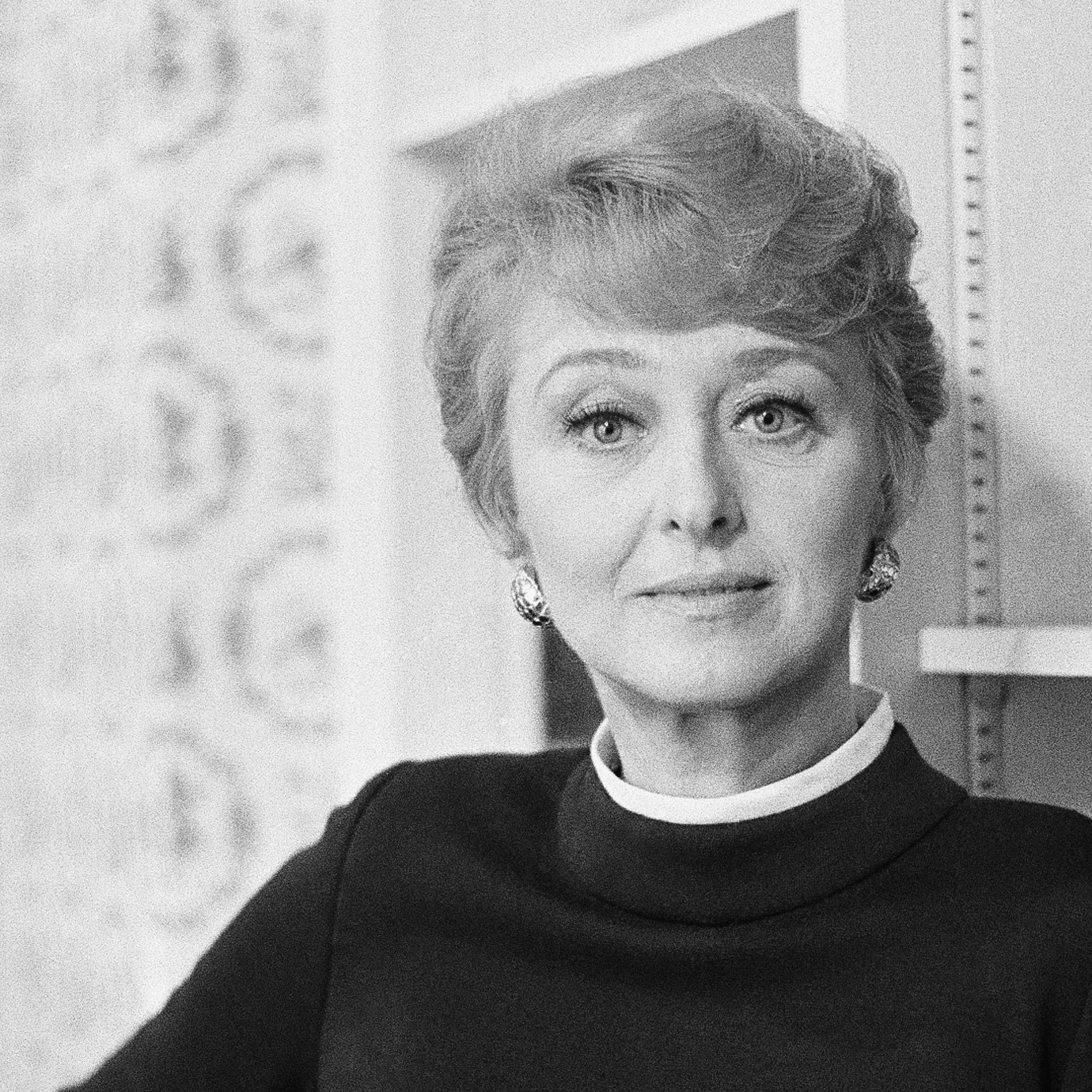 Academy Award-winning actress Celeste Holm was best known for roles in Gentleman's Agreement, All About Eve and Oklahoma!