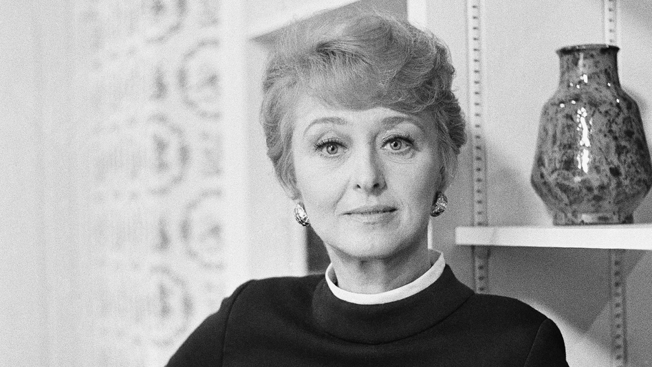 Academy Award-winning actress Celeste Holm was best known for roles in Gentleman's Agreement, All About Eve and Oklahoma! (AP)