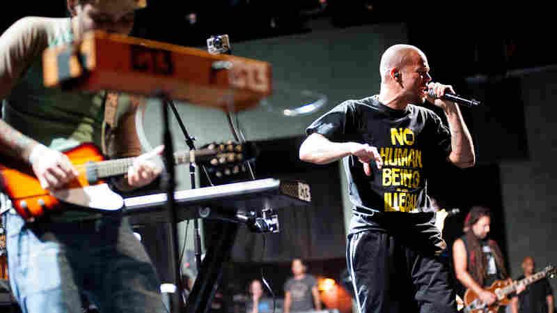 Calle 13 was formed by stepbrothers Eduardo Jose Cabra Martinez, who calls himself Visitante, and Rene Perez Joglar, who calls himself Residente.