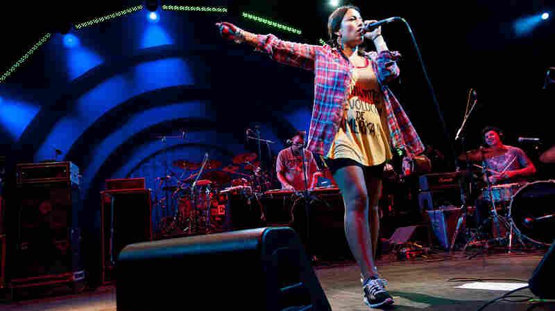 Ana Tijoux In Concert