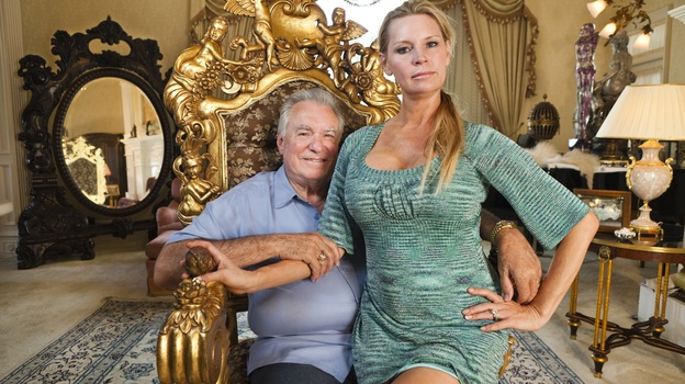 When they outgrew their 26,000-square-foot mansion, David and Jackie Siegel set out to build their dream home, which was to be the biggest in the U.S. The Queen of Versailles looks at what happened when the recession ruined that dream. (Magnolia Pictures)