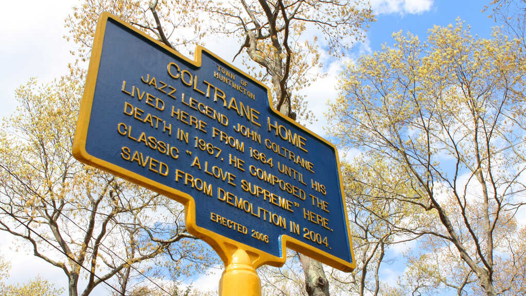Making A Home For John Coltrane's Legacy
