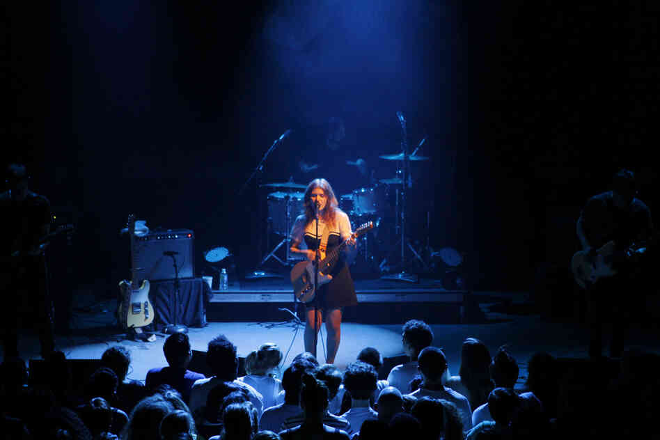 Best Coast, performing live at the 9:30 Club in Washington, D.C.