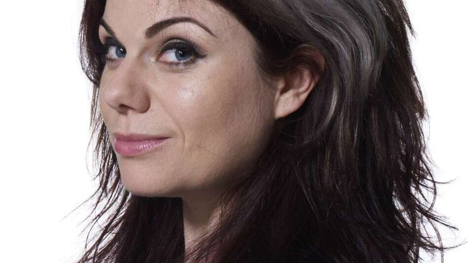 Caitlin Moran, a satirist and TV critic, was named Columnist of the Year by the British Press Awards in 2010. (Ebury Publishing)