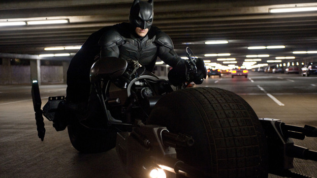Christian Bale as Batman in The Dark Knight Rises. The final film in Christopher Nolan's Batman trilogy, which began with Batman Begins in 2005, deals explicitly with our contemporary political times. (Warner Bros. Pictures)
