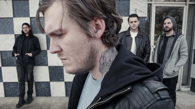 The Gaslight Anthem's new album, Handwritten, comes out July 24. (Danny Clinch)