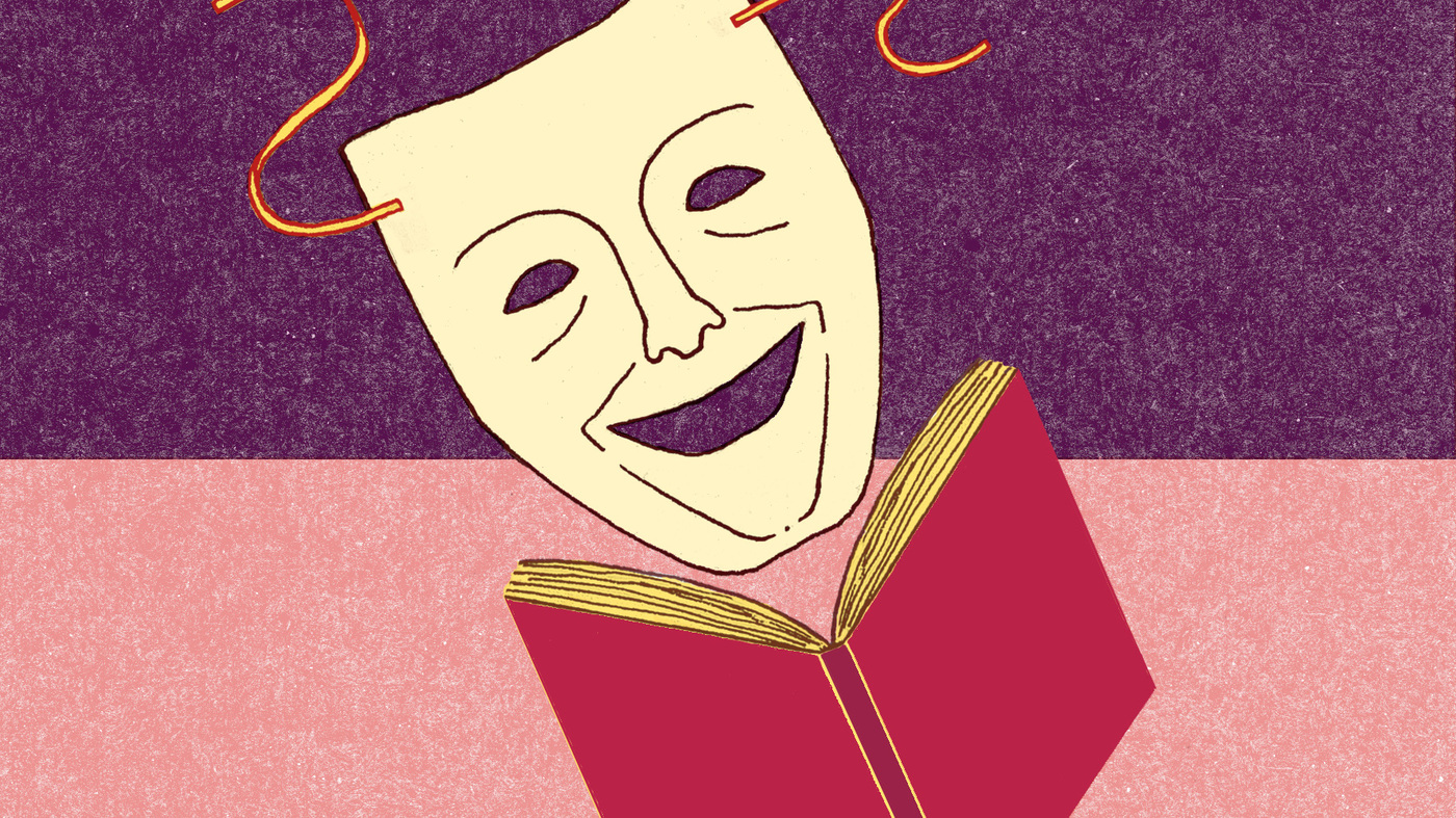 laughing matters five funny books substance npr