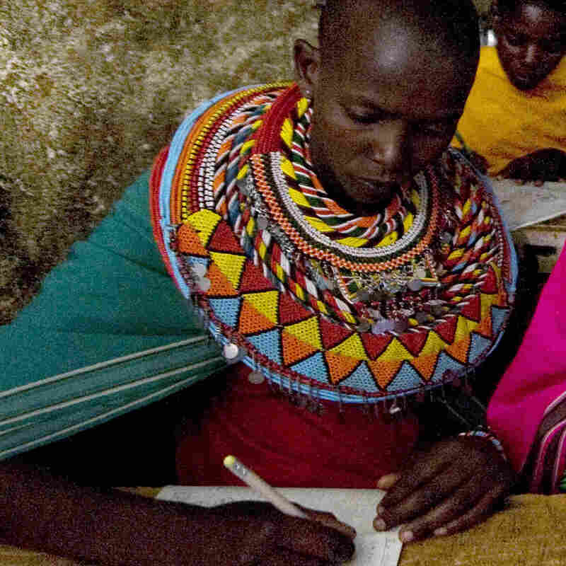 Kenya's Free Schools Bring A Torrent Of Students