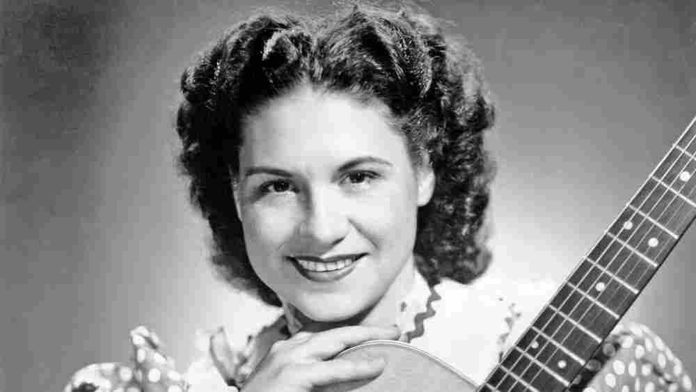 Kitty Wells, circa 1954