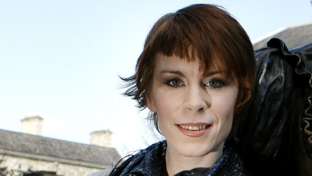 Tana French is the author of In the Woods. (Viking Adult)