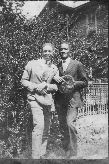 Vintage gay lovers