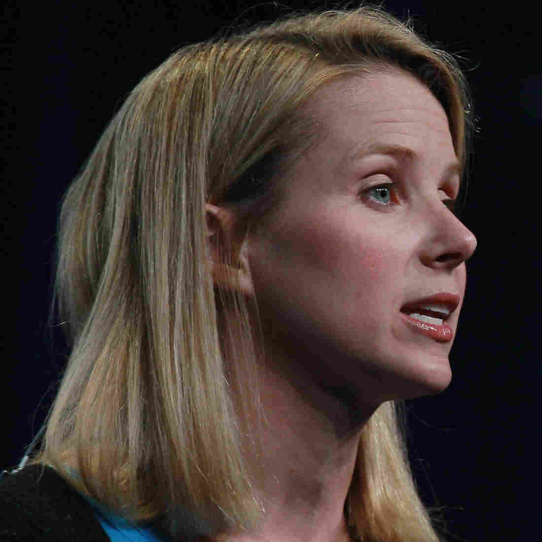 New Yahoo CEO Among A Rare Few: Female Execs With Tech Creds