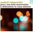 Pour Une Ame Souveraine: A Dedication To Nina Simone art