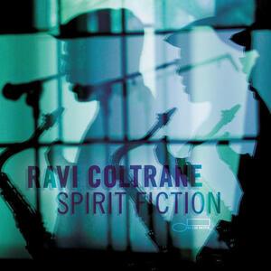 cover for Spirit Fiction