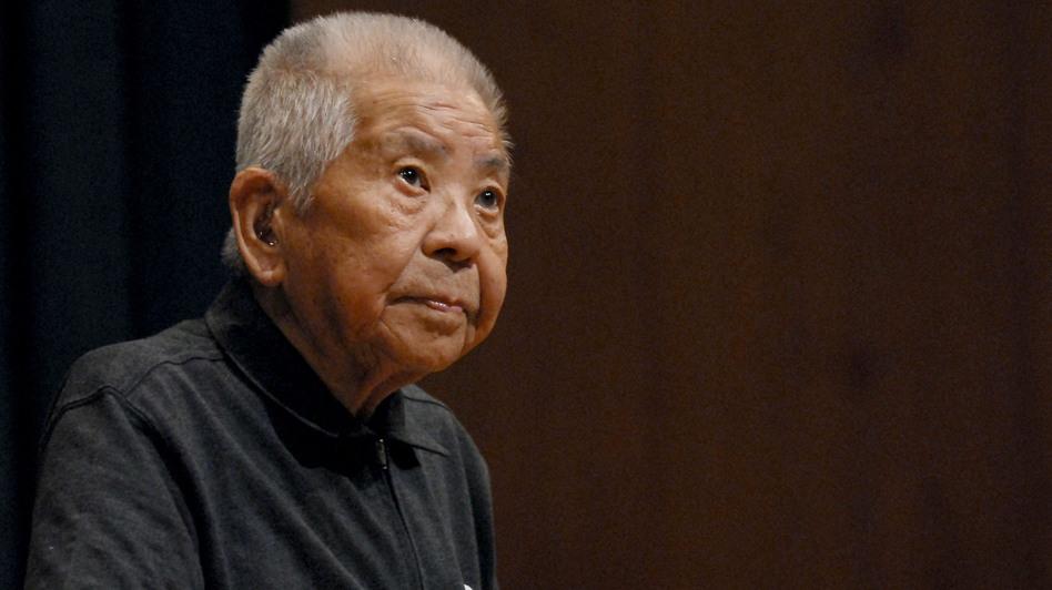 Tsutomu Yamaguchi. (WireImage/Getty Images)
