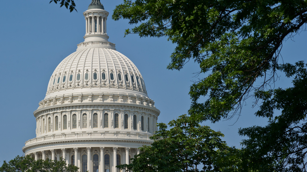 Lawmakers have begun a debate on how to tackle the budget deficit, though Congress is unlikely to act until late this year. (AFP/Getty Images)