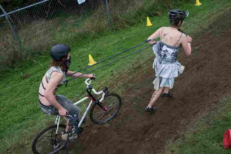Cyclocross, Astoria, Ore.