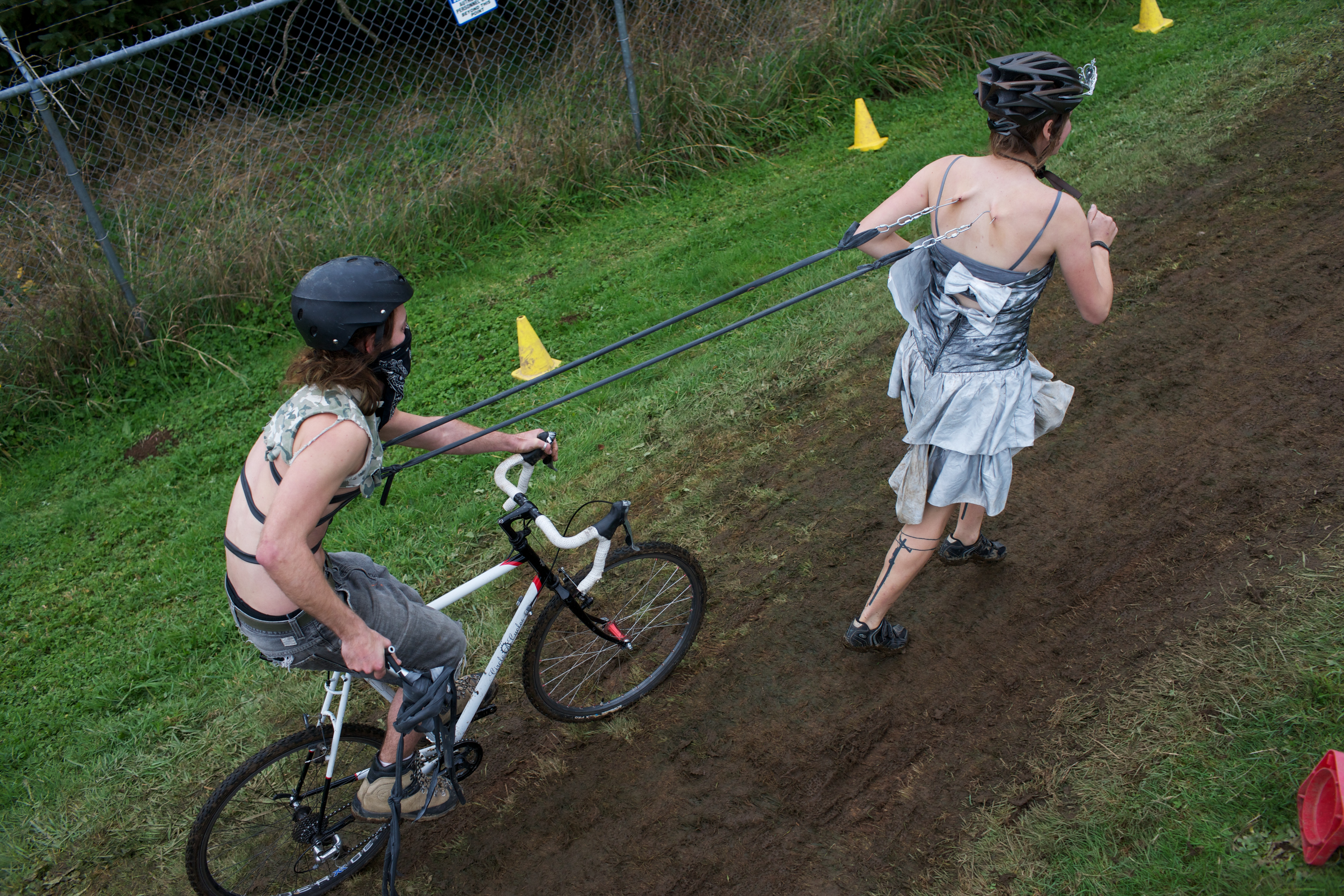 Cyclocross, Astoria, Ore.