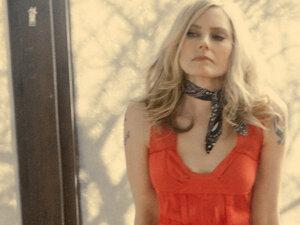 Veteran songwriter Aimee Mann.