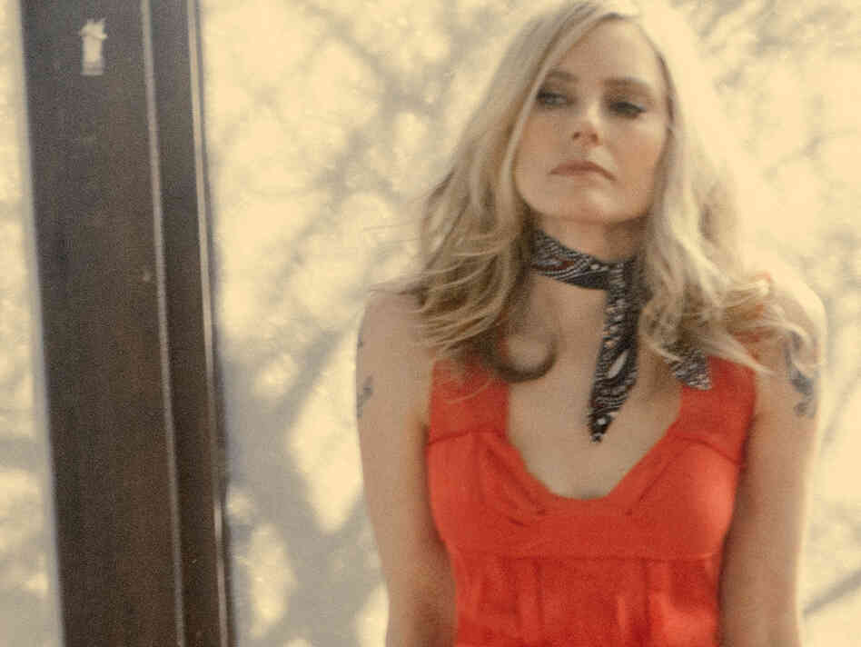 Veteran songwriter Aimee Mann.