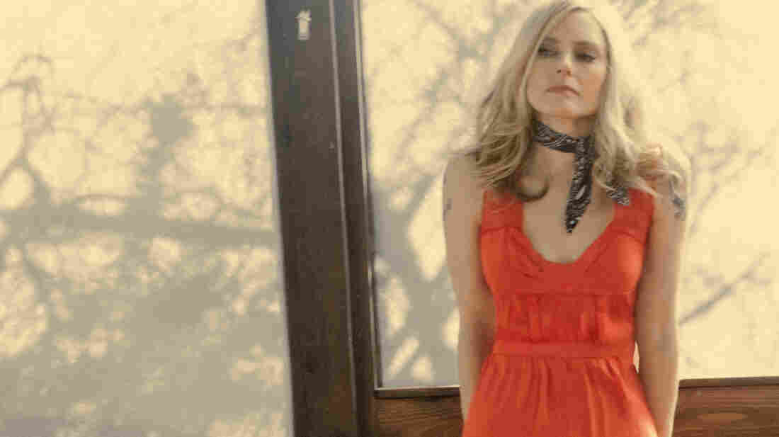 Veteran songwriter Aimee Mann's latest single is in heavy rotation on WXPN in Philadelphia.