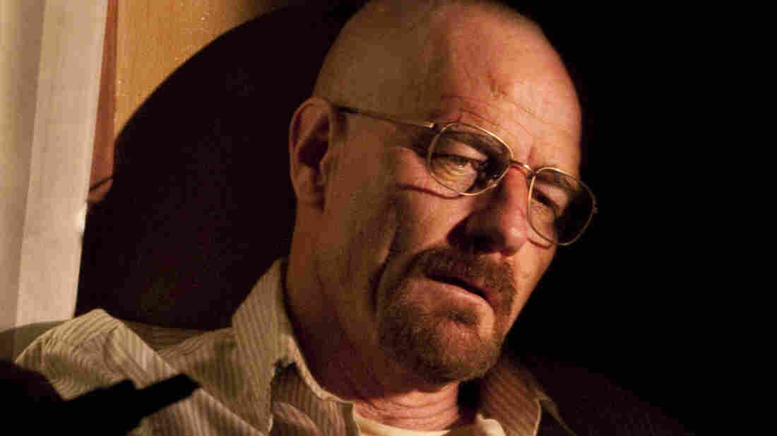 Bryan Cranston as Walter White in AMC's Breaking Bad.