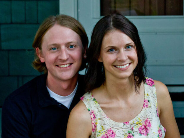 Despite many creative ideas, Brendan Greene-Walsh and Leila Rathert-Knowles have yet to hit on a good solution for their last name, should they get married.