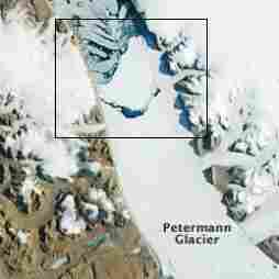 Iceberg Twice The Size Of Manhattan Breaks Off Glacier In Greenland