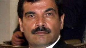 A June 2000 file photo of Syrian Gen. Assef Shawkat.