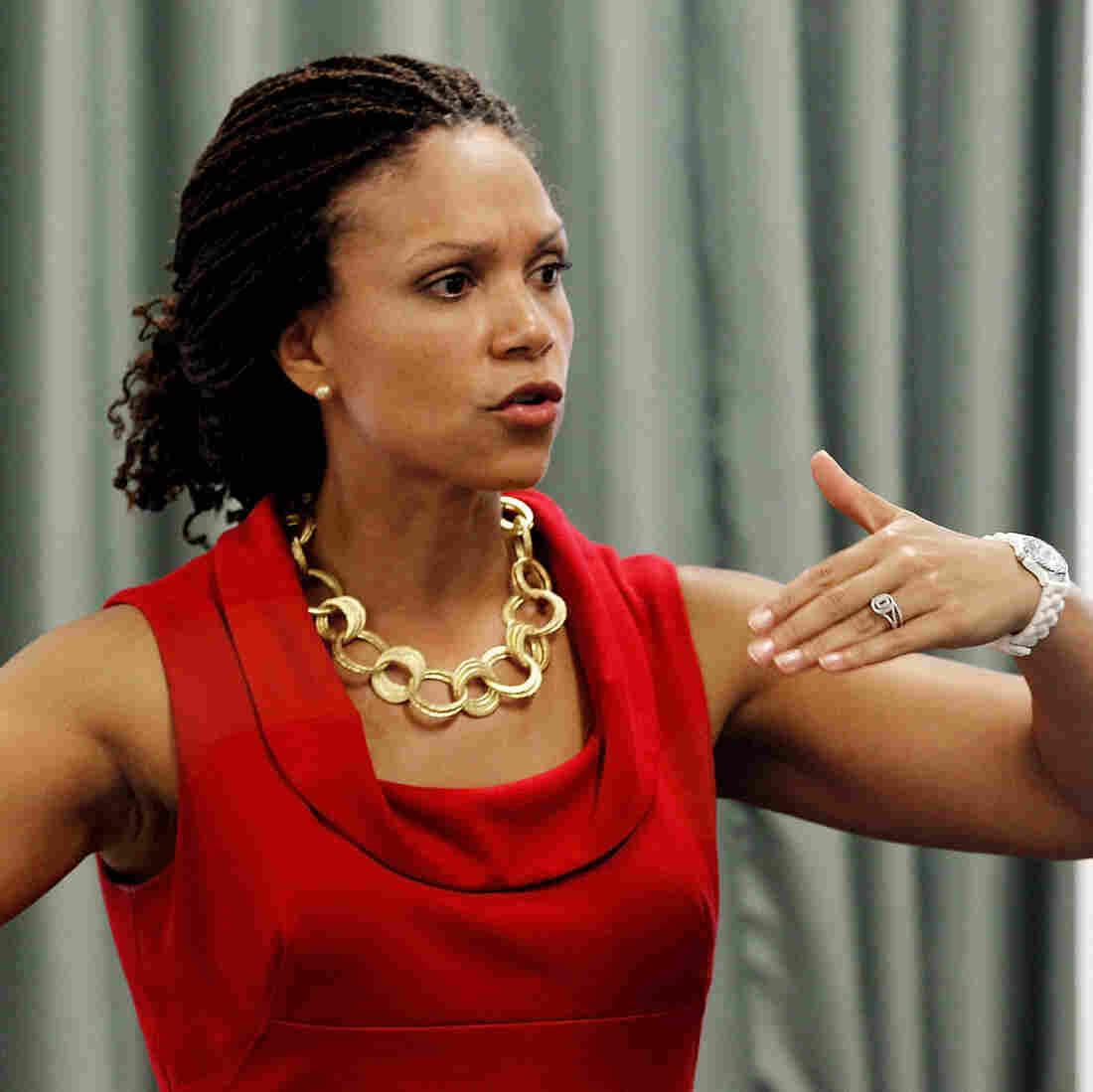 MSNBC Gets Academic: Meet Host Prof. Harris-Perry
