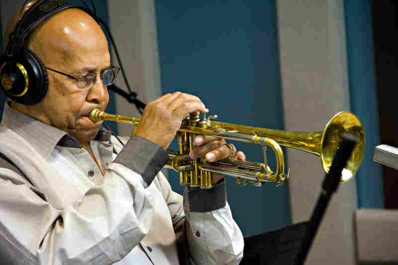 Trumpeter Eddie Henderson.