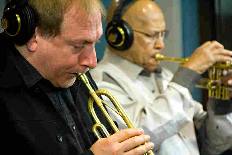 David Weiss and Eddie Henderson.