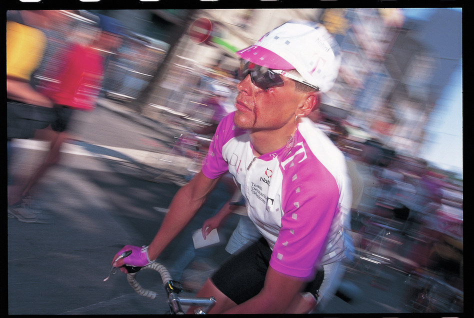 Jan Ullrich, 1996 (Bicycling)