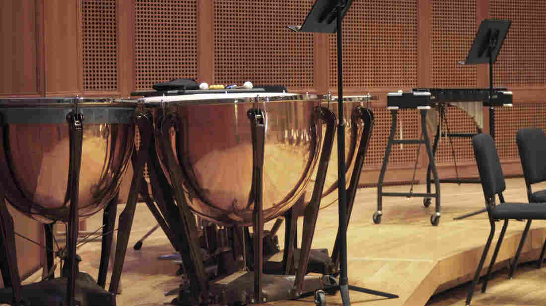 """One audition, two open percussion chairs at the Boston Symphony Orchestra: """"lightning in a bottle."""""""