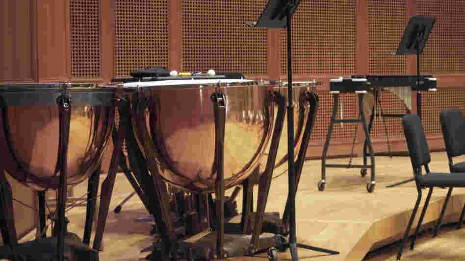 "One audition, two open percussion chairs at the Boston Symphony Orchestra: ""lightning in a bottle."""